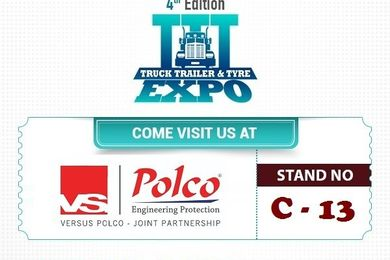 Visit Polco at the TTT Expo in Mumbai (India)