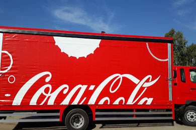 Penta City 200's for Coca-Cola Morocco by VS Turkey